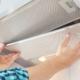 Higienização de coifa